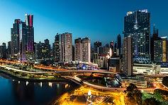 Tucaya Panama, Ville Nuit