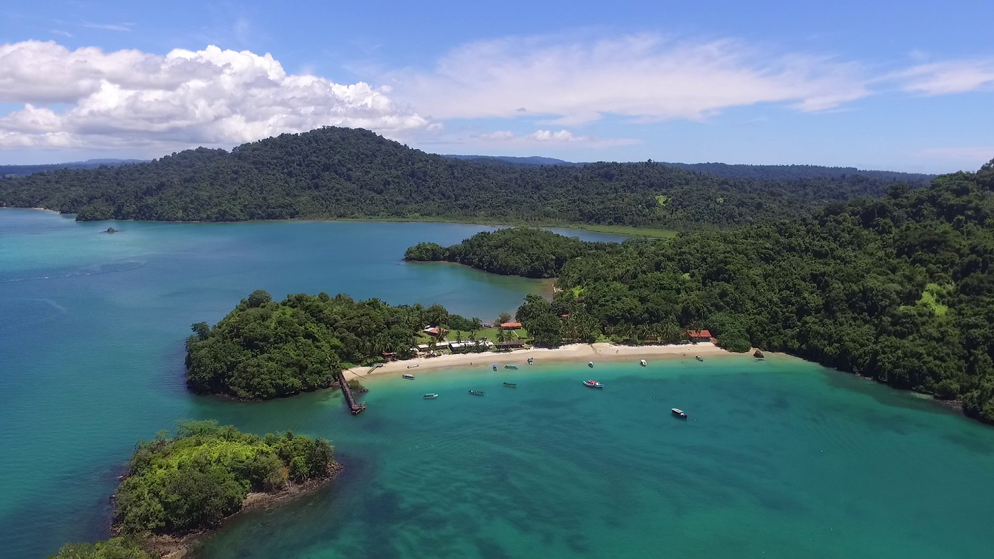 Parc National de Coiba