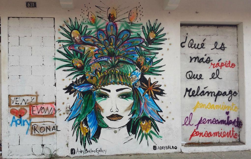 Panama, Street Art