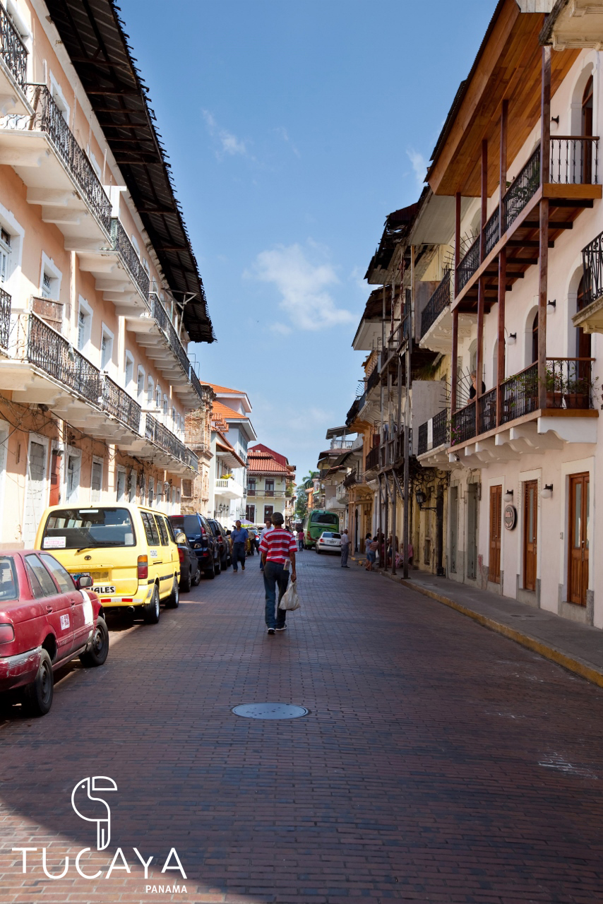 Panama, Casco Antiguo