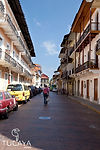 Tucaya Panama, Casco Rue
