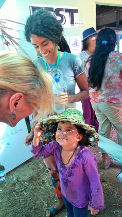 Feria Isla Gobernadora Valerie, Carlota, Zen