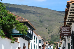 Villa de Leyva, montagne