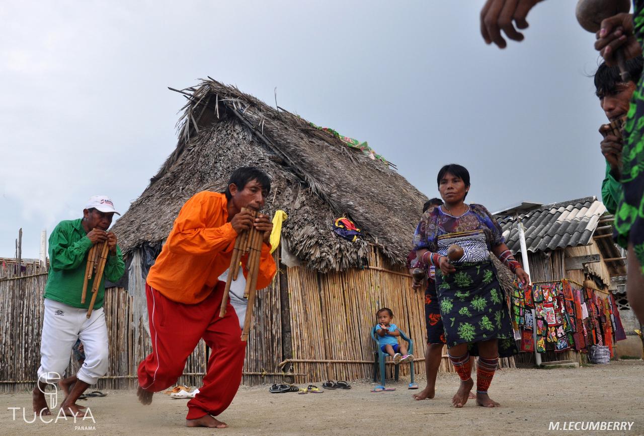 Danses, San Blas