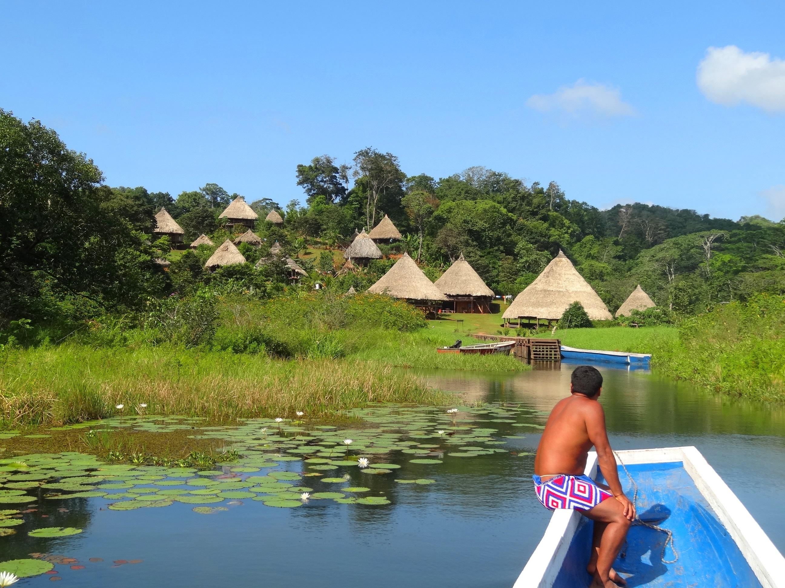 Tucaya PMA Embera village TUCAYA AB