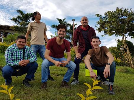 Colombia // Excursión en San Agustin