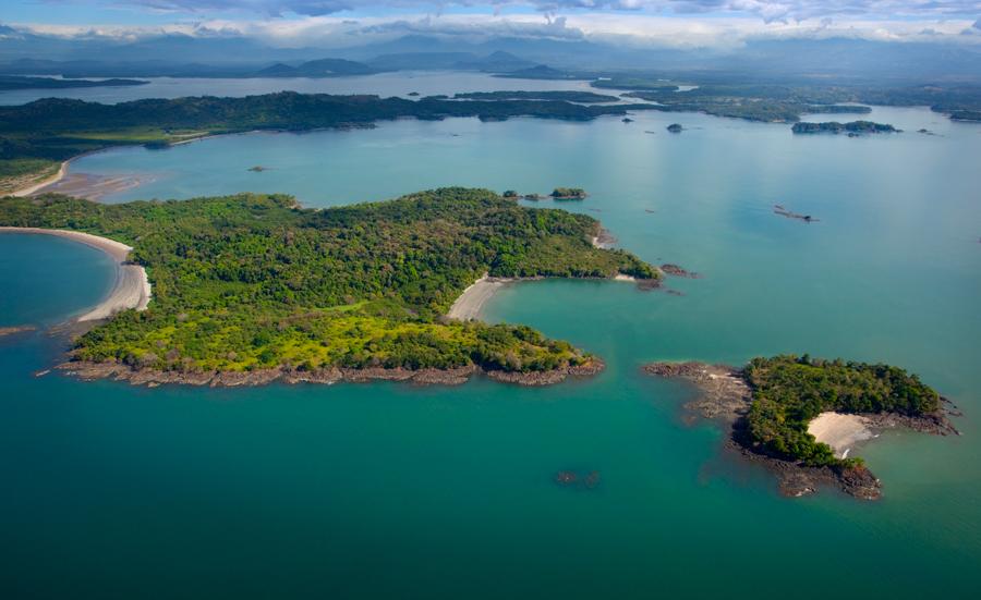 Golf de Chiriqui, Isla Palenque