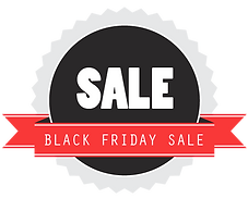 Black Friday Sale Prize Wreath 2