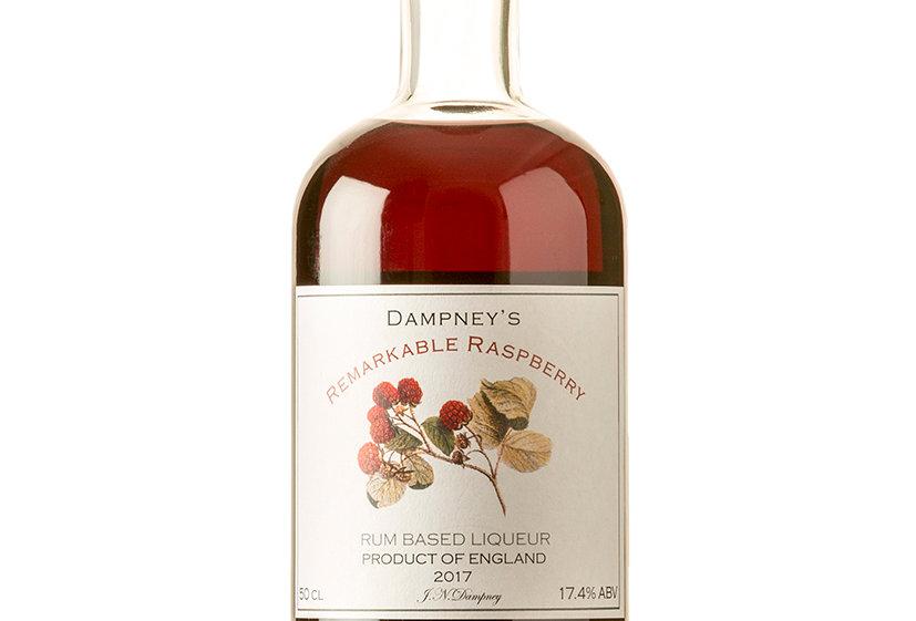 Remarkable Raspberry Rum