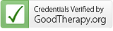 verified crendentials seal goodtherapy.org good therapy logo theapist in westchester new york greenwich connecticut fort lauderdale florda pennsylvania