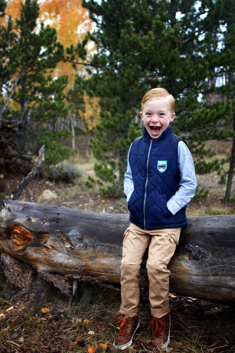 Fall in Frisco, Colorado Summit County Photographer