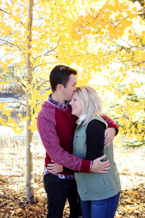 Couples Photography Breckenridge, Colorado