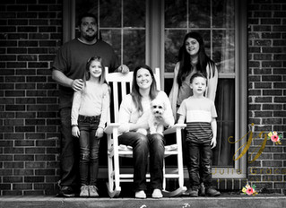 The Front Porch Project | Jennifer & Family