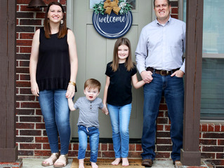 The Front Porch Project | Haley & Family