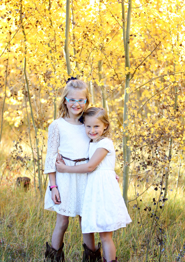 Fall in Frisco, Colorado. Summit County Family Photographer