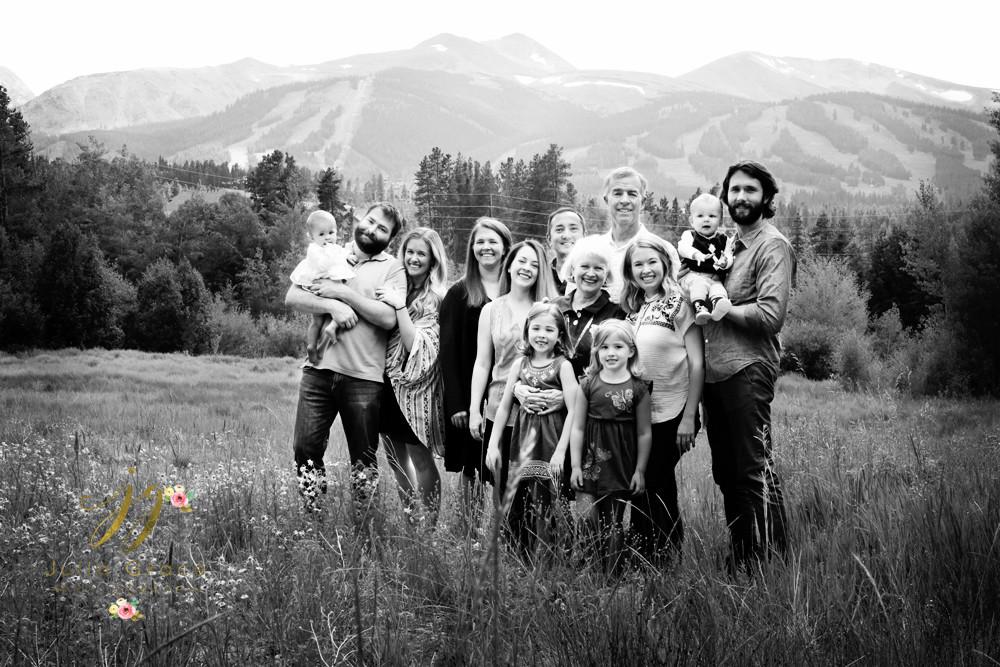 Breckenridge, Colorado Family Reunion