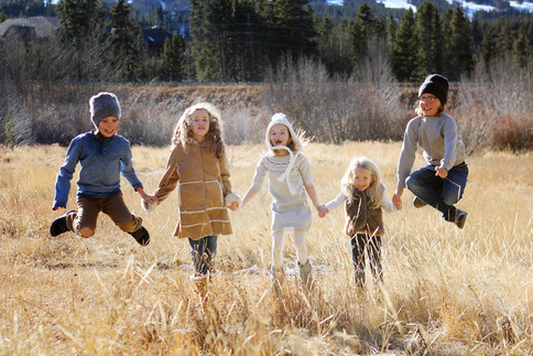 Kids Photographer in Breckenridge, Colorado