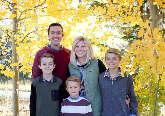 Colorado Family Photographer Breckenridge, Colorado