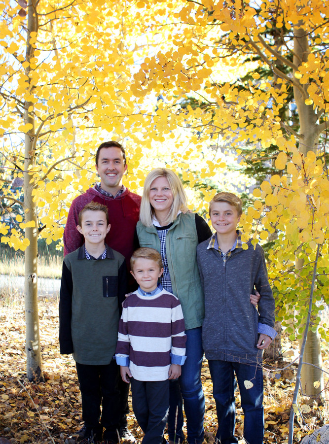Colorado Family Photographer Breckenridge, Colorado