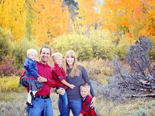 Fall Mini-Sessions | Frisco, Colorado |The H Crew