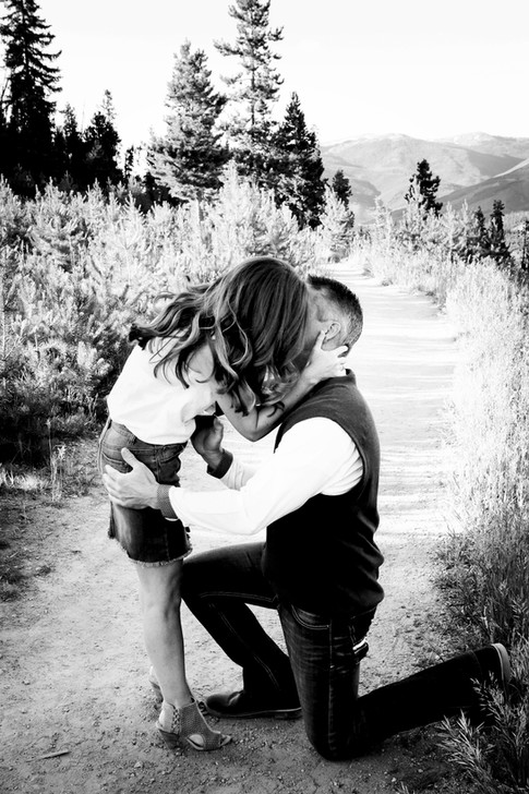 Rocky Mountain Engagement