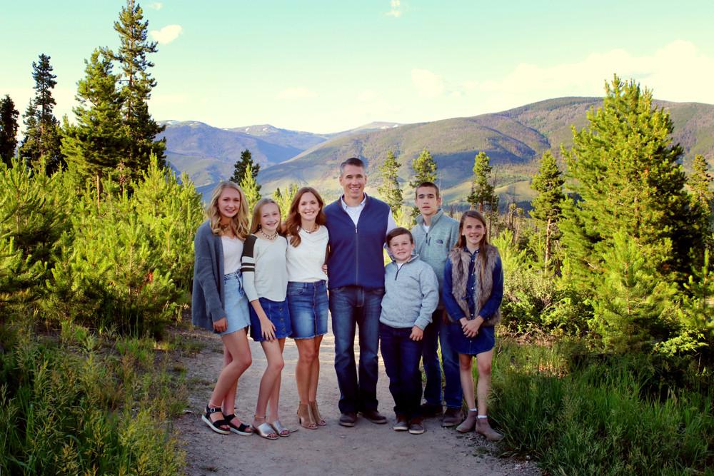 Keystone Colorado Family Photographer