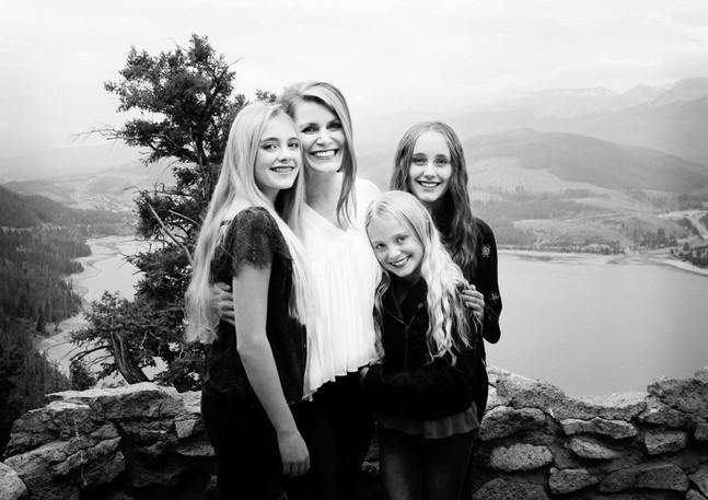 Sapphire Point Breckenridge, Colorado Family Photographer