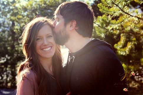 Breckenridge, Colorado couple