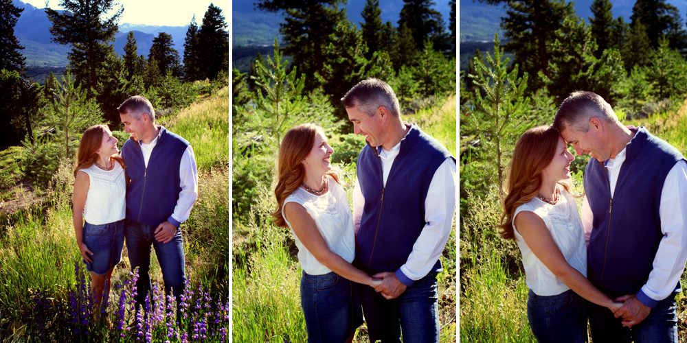 Couples, engagements Sapphire Point, Lake Dillon