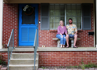 The Front Porch Project | Happy Anniversary!