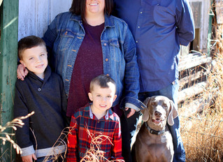 """The """"C"""" Family on their multi-generational Colorado Ranch"""