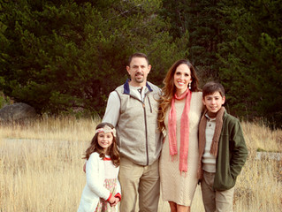 The Lee Family {Keystone, Colorado}