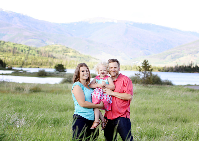 Summer in Frisco, Colorado. Summit County Family Photographer