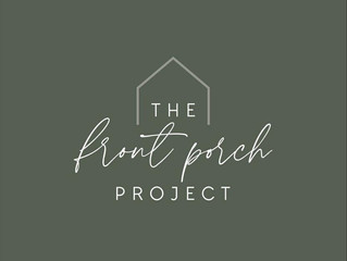 The Front Porch Project |The P Family | Little Rock, Arkansas
