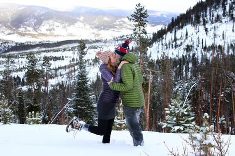 Colorado Engagement Photographer Sapphire Point Breckenridge, Colorado Keystone, Colorado