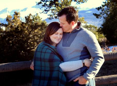 "The ""A"" Family | Dallas Divide, Colorado"
