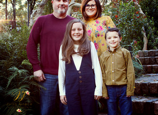 """The """"K Family"""" at The Old Mill 