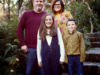 "The ""K Family"" at The Old Mill 