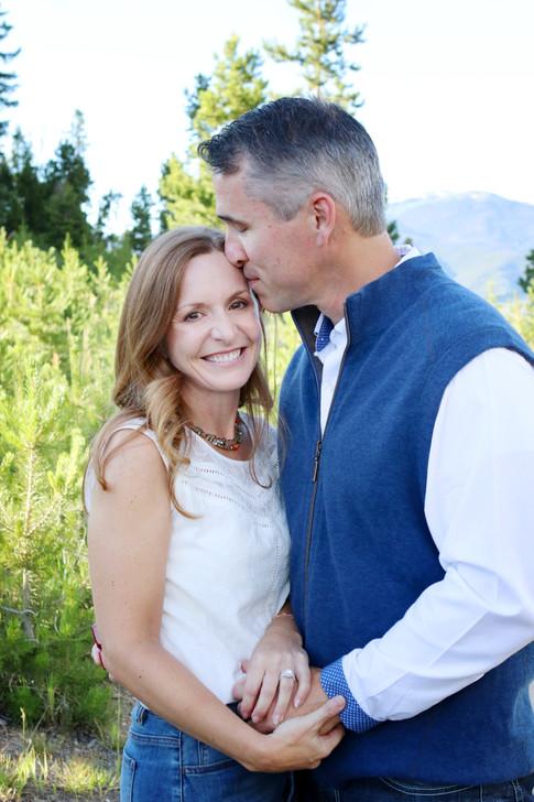 Breckenridge, Colorado Engagement