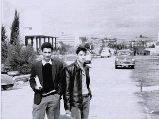 יונס אבו רביע ואני, האוניברסיטה העברית ירושלים