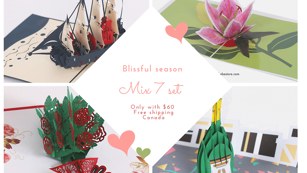 Blissful season set