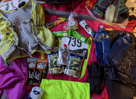 My Lakeland Trails Marathon