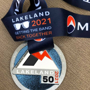 The Montane Lakeland 50 2021 - Getting the Band Back Together