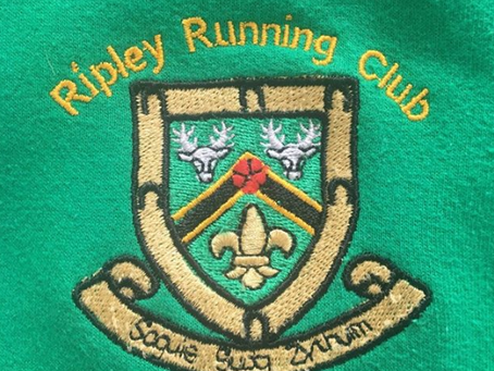 Ripley Running Club Weekly Round-up
