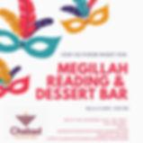 Megillah reading &  Dessert bar.jpg