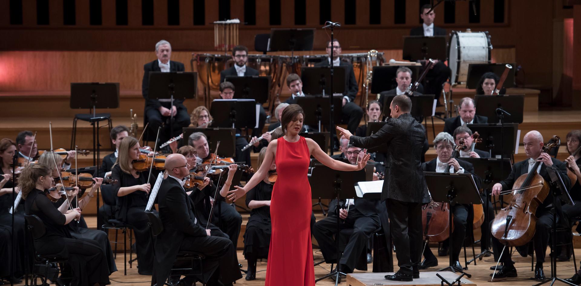 Concert de Gala - Orchestre philharmonique Royal de Liège - Flagey 2018