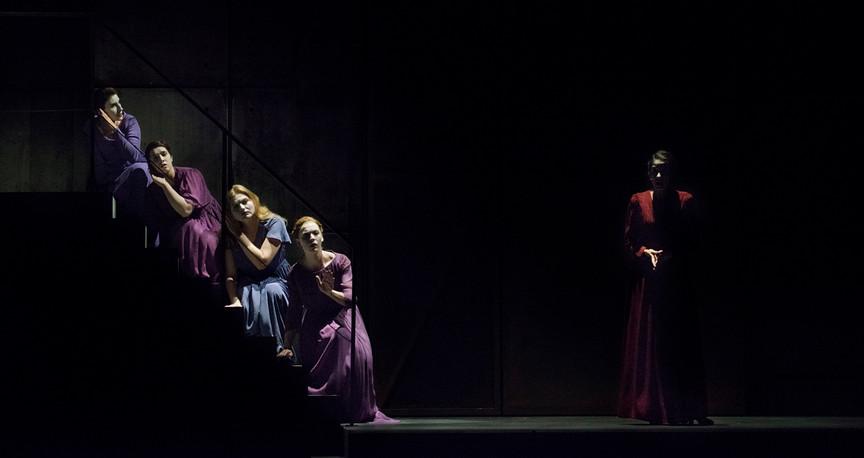Le Silence des Ombres - Opéra de Benjamin Attahir -La Monnaie/KVS 2019