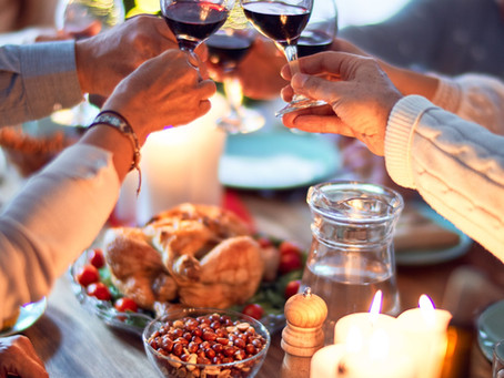 Navigating the Holidays During a Weight Journey