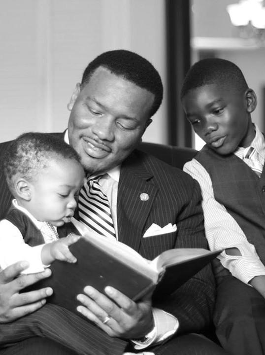 FATHERHOOD INITIATIVE:  Yes #blacklivesm