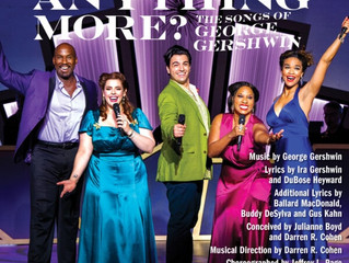 BARRINGTON STAGE'S GERSHWIN REVUE- A PERFECT TONIC